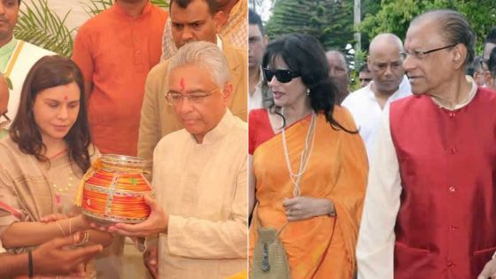 Maha Shivaratri : duel à distance entre Pravind Jugnauth et Navin Ramgoolam
