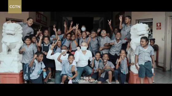 En Chine : une vidéo produite par des Mauriciens fait le buzz