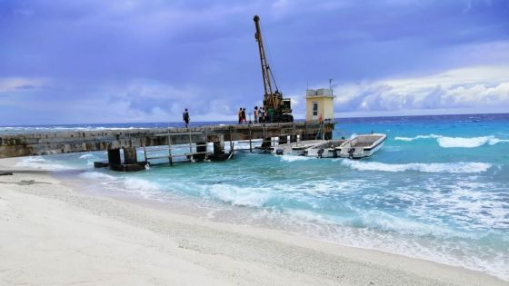 Infrastructures : les Agaléens négocieront  avec Afcons pour de l'emploi