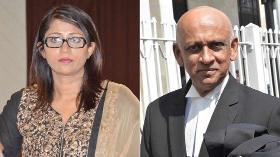 Commission d'enquête sur la drogue : la révision judiciaire de Jadoo-Jaunbocus et de Gulbul en cour jeudi