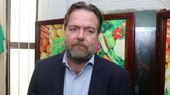 Thierry Sauzier : « Produire davantage pour assurer la sécurité alimentaire »