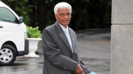 Somduth Dulthumun nommé président du Mauritius Museums Council