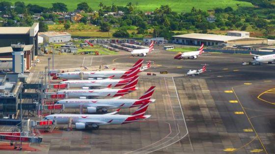 Covid-19 - Effet néfaste sur Air Mauritius : un chiffre d'affaires passant de Rs 2,1 Md par mois à Rs 241 M