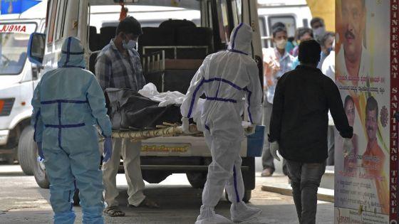 Covid-19 : le point sur la pandémie dans le monde