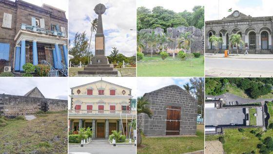 Journée internationale - Ces monuments et sites : ces vestiges du passé