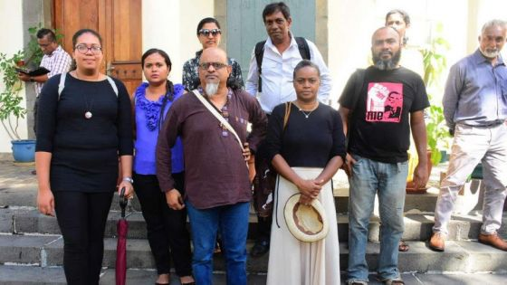 Plainte de Rezistans ek Alternativ : le Commissaire électoralconteste la présence du chef juge