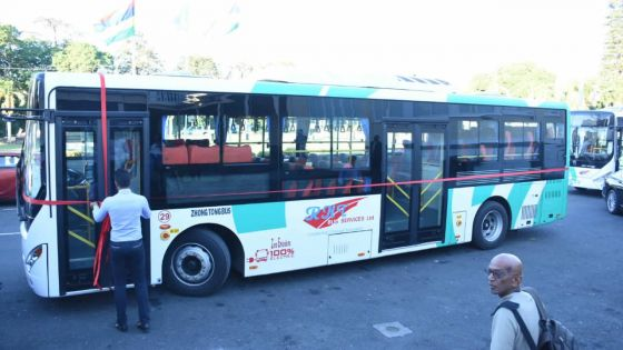 Feeder buses : Rs 10 pour les détenteurs de la MECard
