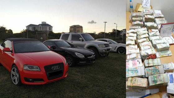 Saisie record de l'Icac : argent et biens à hauteur de Rs 40 M saisis chez Ricardo Agathe
