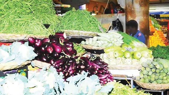 Mercuriale - Légumes: les prix bas jusqu'en septembre