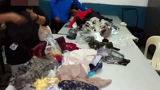 À Mahébourg : des Réunionnais récupèrent leurs effets personnels volés après 45 minutes