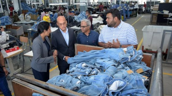 97 ouvriers testés positifs :R.E.A.L Garments Ltd à genoux
