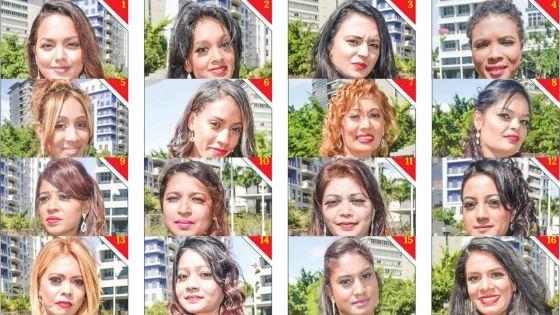 Découvrez le Top 20de Mrs Mauritius World& Universe 2019-2020