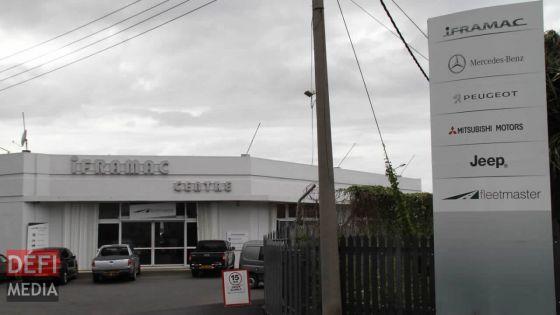 Incapable de vendre une voituresuite à la fermeture d'Iframac