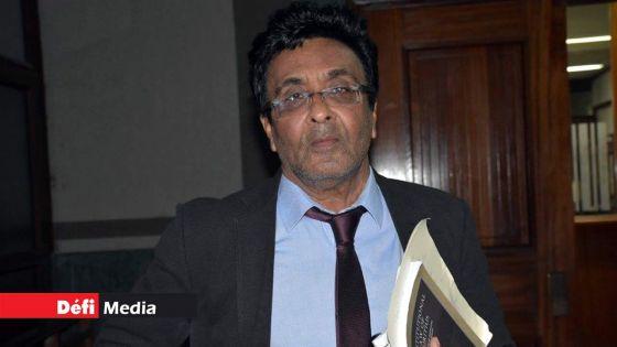 Un mandat d'arrêt émis contre l'ancien avocat Prakash Boolell