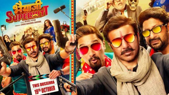 «Bhaiaji Superhittt» : le bandit qui veut devenir vedette à Bollywood