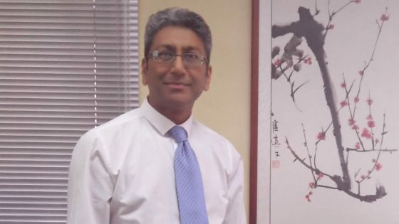 """Prof. Dhanjay Jhurry : """"We will collaborate with industries to work on our innovation"""""""