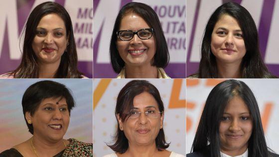Élections générales : «Où sont les femmes?»