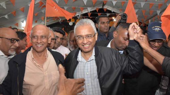 Pravind Jugnauth :«Je ne contracte pas d'allianceà gauche et à droite»