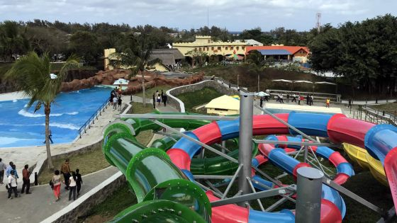À Belle-Mare : le Waterpark devient le Splash n Fun Leisure Park