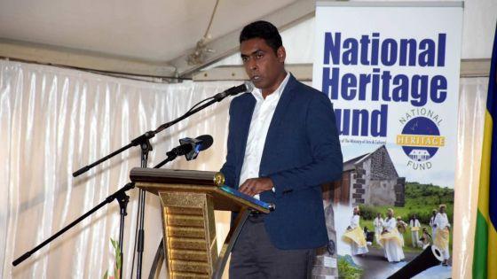 Avinash Teeluck : «Selon l'Unesco, le sega tambour est un patrimoine qui est menacé»