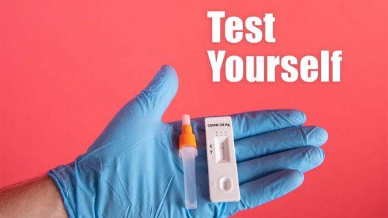 Santé : désaccord entre les importateurs du Home Covid-19 Self-Testing Kit
