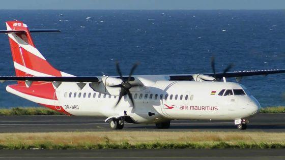 Vols d'Air Mauritius vers Rodrigues : les gobelets en plastique interdits
