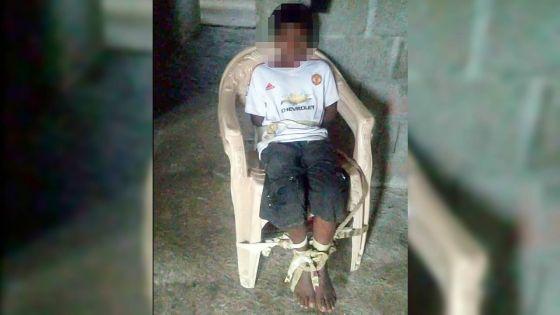 Séquestration alléguée d'un enfant de neuf ans : un vol remontant à trois mois serait à l'origine