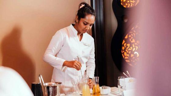 Meilleur Barista de l'île 2019 -Siveshni Gopaul : la fée du café