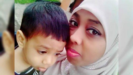 Meurtre du petit Ayaan :Nawsheen Beeharry sera de nouveau interrogée ce mardi