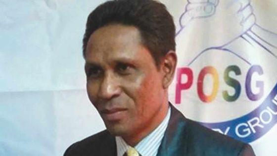 Des officiers de la SMF à Rodrigues : L'inspecteur Jaylall Boojhawon déplore les conditions de leur hébergement sur place