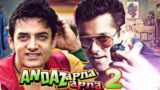 Ranbir Kapoor et Ranveer Singh dans Andaz Apna Apna 2 ?