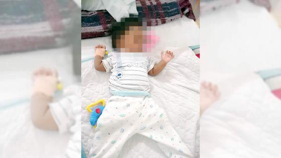 Atteinte d'une mal formation : Maria attend ses parentsdepuis quatre mois à l'hôpital