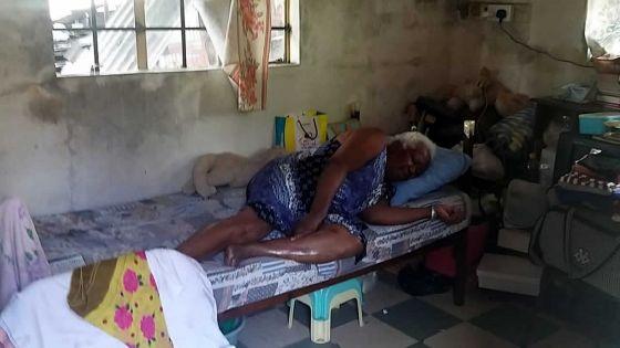 Le combat de deux femmes qui vivent seules
