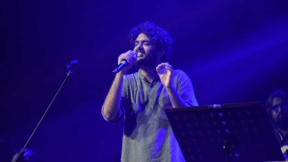 Événement : Sid Sriram émerveille !