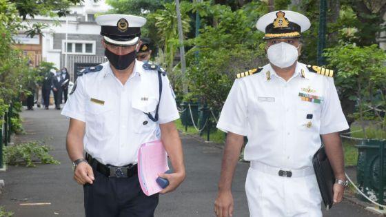 Court of Investigation/MV Wakashio : le commandant de la NCG entendu