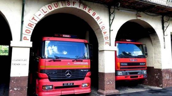 Port-Louis : Rs 4 millions pour rénover la Caserne de pompiers