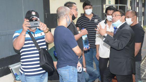 Court of Investigation sur le naufrage du MV Wakashio : le Deputy Director of Shipping parle de «négligence grave» des membres d'équipage