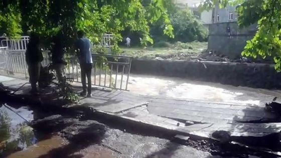 Pluies torrentielles : l'absence de mémos de la police décriée