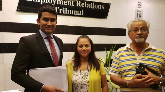 Affaire port du 'tika' : la justice tranche en faveur  de l'employée