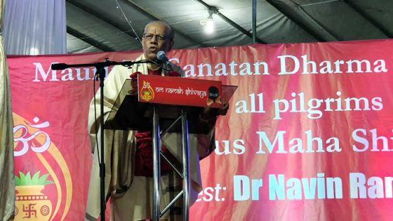 Navin Ramgoolam: «Les pétitions électorales ne tarderont pas»