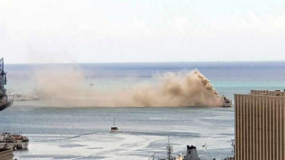 Diego Star 3, un deuxième chalutier s'enflamme sur le quai