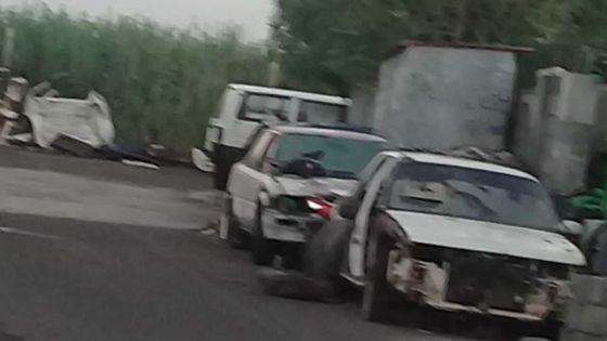 À la NHDC d'Épinay : des véhicules laissés à l'abandon causent des inconvénients