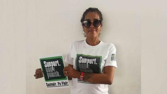 Cindy Hurdoyal, Outreach Team Leader : une main tendue pour ceux qui sont dans l'enfer de la drogue