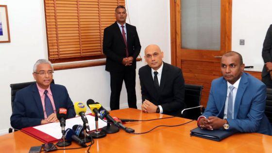 Le Premier ministre en conférence de presse :«Nous allons effectuerun 'contact tracing'»