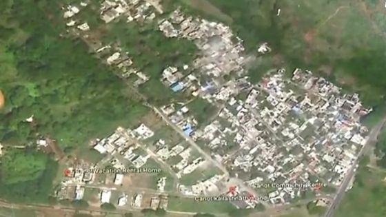 Village décrété zone rouge : 1 500 habitations de Canot sous surveillance policière