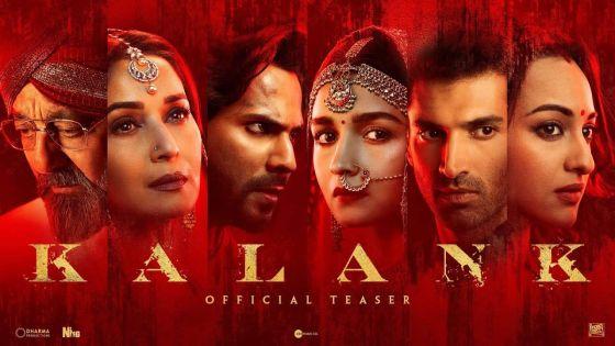 Kalank : l'histoire d'un amour éternel