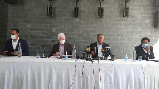 Proposition de censurer les réseaux sociaux : l'opposition MMM-PMSD-Reform Party-Bodha menace de descendre dans la rue