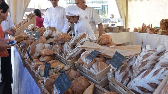 Au Caudan Waterfront : les amoureux du pain au rendez-vous