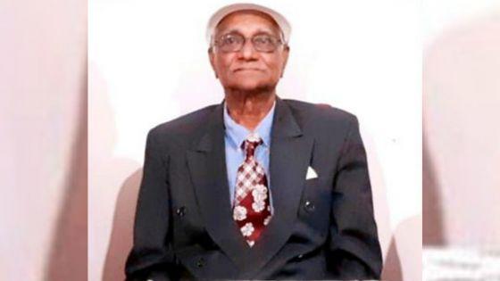 Somayah seetanah, 88 ans, tué par son petit-fils - Son fils : «C'est à cause de divergences sur l'héritage qu'il est mort»
