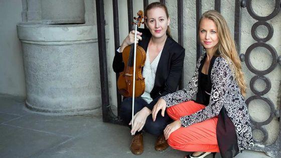 En concert : Simone Strohmeier et Swetlana Meermann-Muret au Caudan Arts Centre
